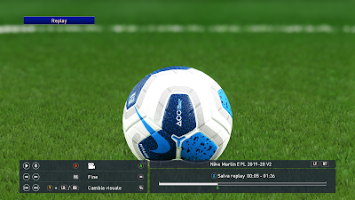 PES 2019 Ballpack Nike Premier League 2019/2020 by Vito