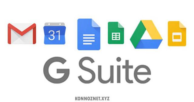 (Suite Google (G Suite