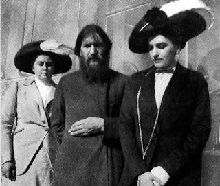Rasputín y las mujeres