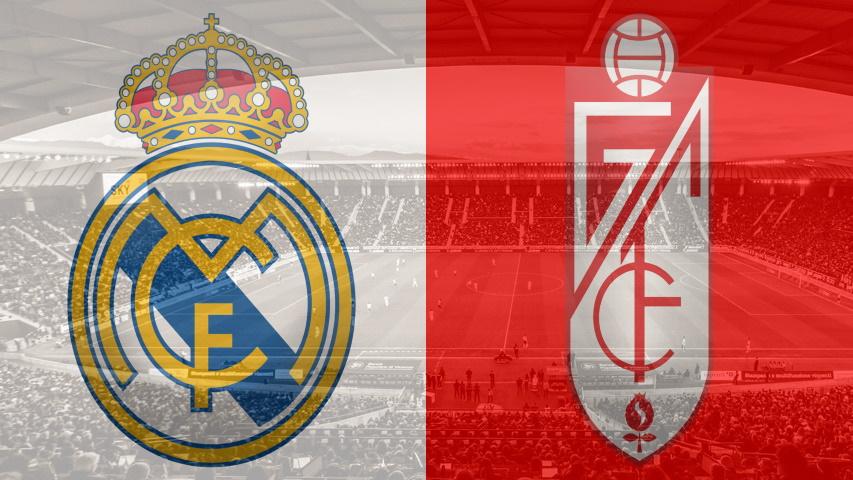 مشاهدة مباراة ريال مدريد ضد غرناطة 23-12-2020 بث مباشر في الدوري الاسباني