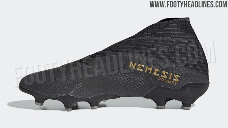 Incl. Next Gen Nemeziz & X Adidas 2019 20 'Dark Script