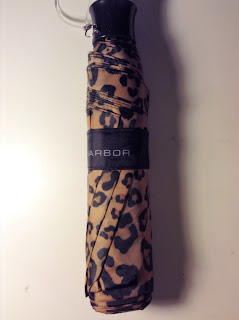 misty harbor leopard umbrella