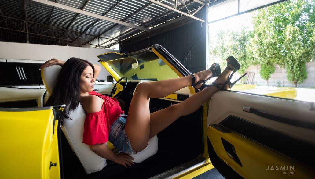 Ceelyne Model GlamourCams