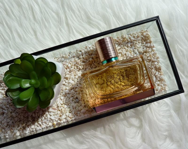 bronze goddess cozy feminine scent perfume
