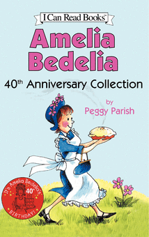 Amelia Bedelia 40th Anniversary Collection (I Can Read Books)
