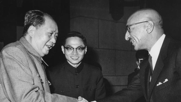 Kutip Pernyataan Mao Zedong, China: Afghanistan adalah Negara Heroik dan Tidak Pernah Menyerah