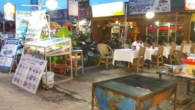 Locales de Sihanoukville
