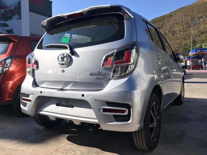 Toyota Wigo 2020 đầu tiên về Việt Nam
