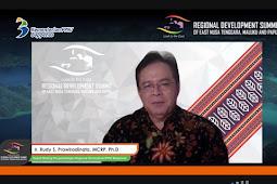 Kementerian PPN Bappenas Gelar RDS of East Nusa Tenggara, Maluku, and Papua 2021