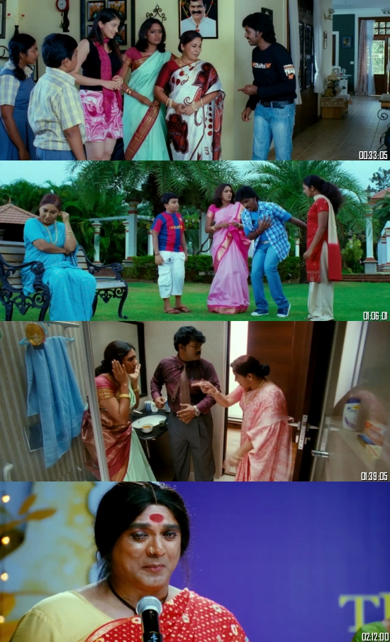 Kanchana 2011 UNCUT HDRip 720p 480p Dual Audio Hindi Full Movie Download
