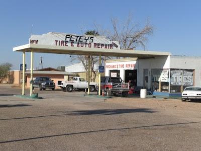 Petey's Tire Shop