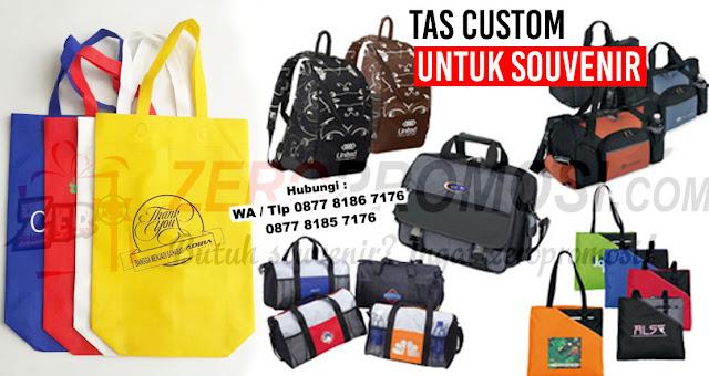 cooler bag promosi, tas travel promosi, tas ransel promosi, tas seminar, tas undangan, tas spunbond atau goodie bag
