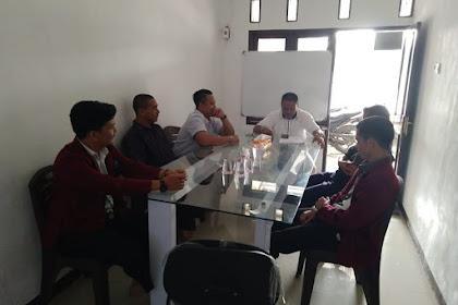 Aktivitas Kantor DPC HAPI KABUPATEN KARAWANG Pada Senin 13 Januari 2020