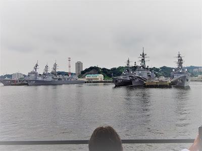横須賀軍港巡りクルーズ