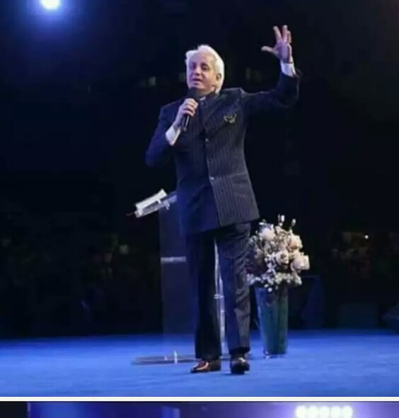 Christians Awake! Pastor Benny Hinn's Latest Prophecy about