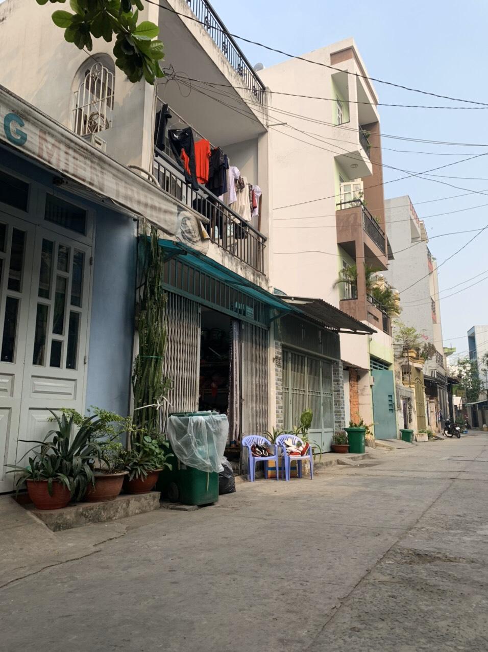 Bán nhà hẻm 33 Đường số 5 phường Bình Hưng Hòa quận Bình Tân. DT 4x12m