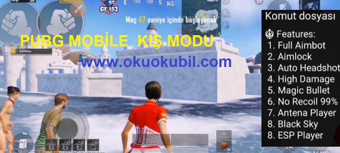 Pubg Mobile 0.16.0 Android Yeni Bansız KIŞ MODU Hilesi İndir