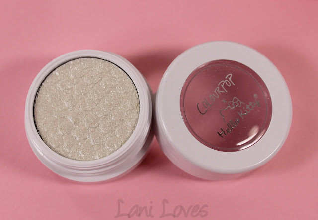 ColourPop Super Shock Shadow - Rainbow Swatches & Review