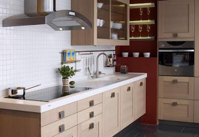 Tips Desain Kitchen Set Untuk Rumah Yang Mungil Dan Minimalis