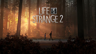 Life is Strange 2 Episode 2 - Rules Cover Wallpaper