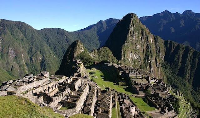 Hike in Inca Trail