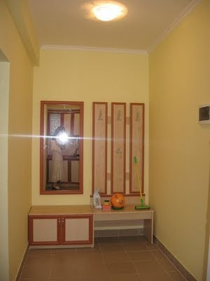 2-комнатные апартаменты отельного комплекса в Семидворье. Вариант 1.