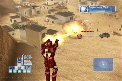 Download Game Iron Man PC RIP Gratis