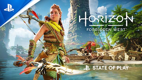 State of Play dedicado a Horizon Forbidden West já está disponível com legendas em português