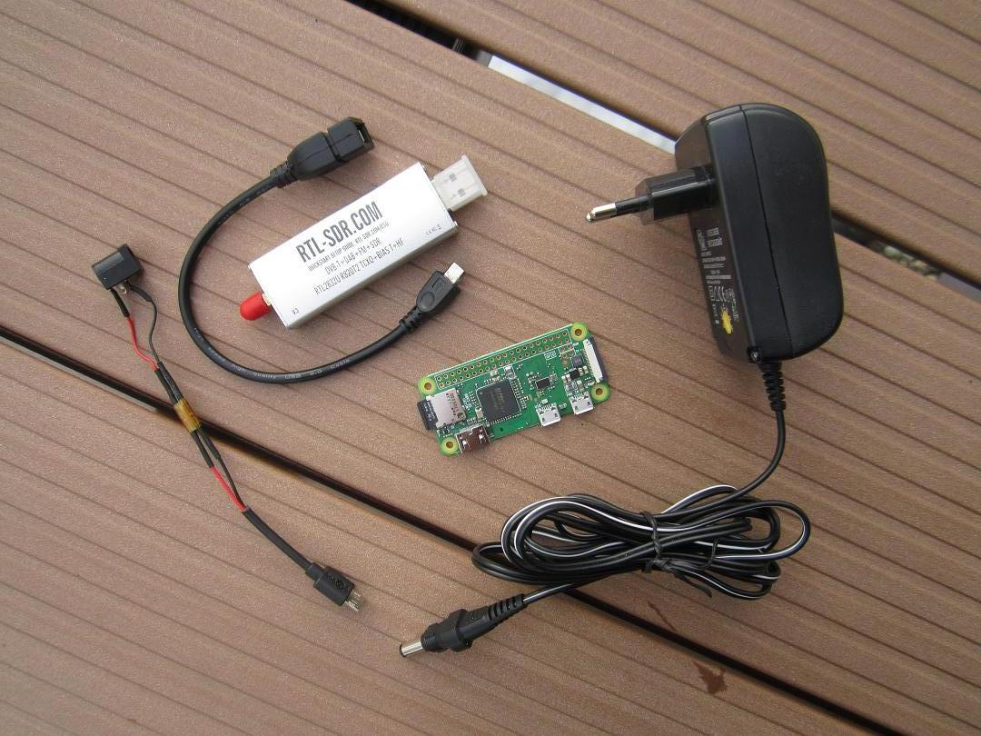 TT7 High Altitude Balloon: The APRS iGate