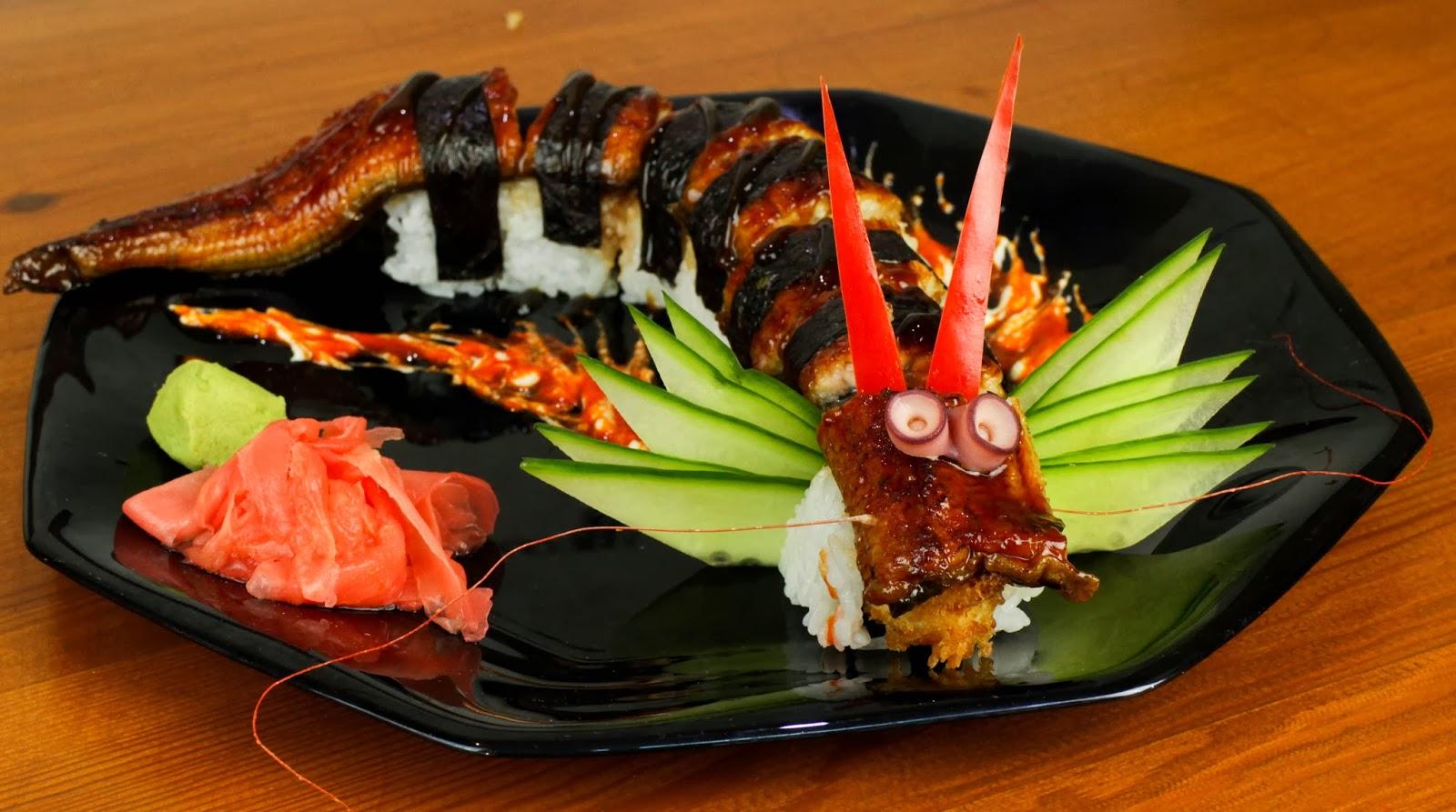 Beautiful Sushi Art The Idea King