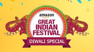 Amazon Great Indian Festival for Diwali