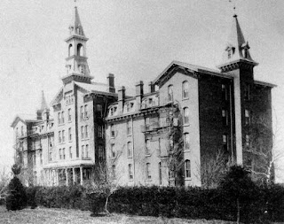 Erie County Almshouse, Millcreek Township, 23rd and Pittsburgh Avenue.