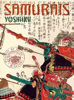 Samuráis (libro de postales)