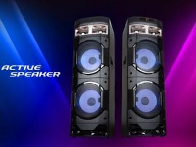 Perbedaan Speaker Aktif dan Speaker Pasif