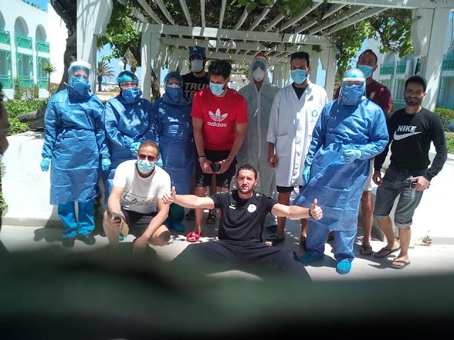 المهدية : مغادرة 71 شخصا الحجر الصحي الإجباري دون تسجيل إصابات جديدة بفيروس كورونا