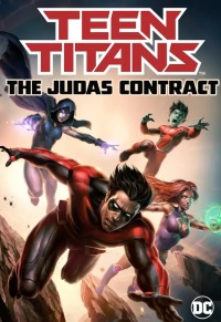 Teen Titans The Judas Contract Movie