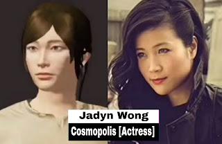 Cosmopolis movie actress