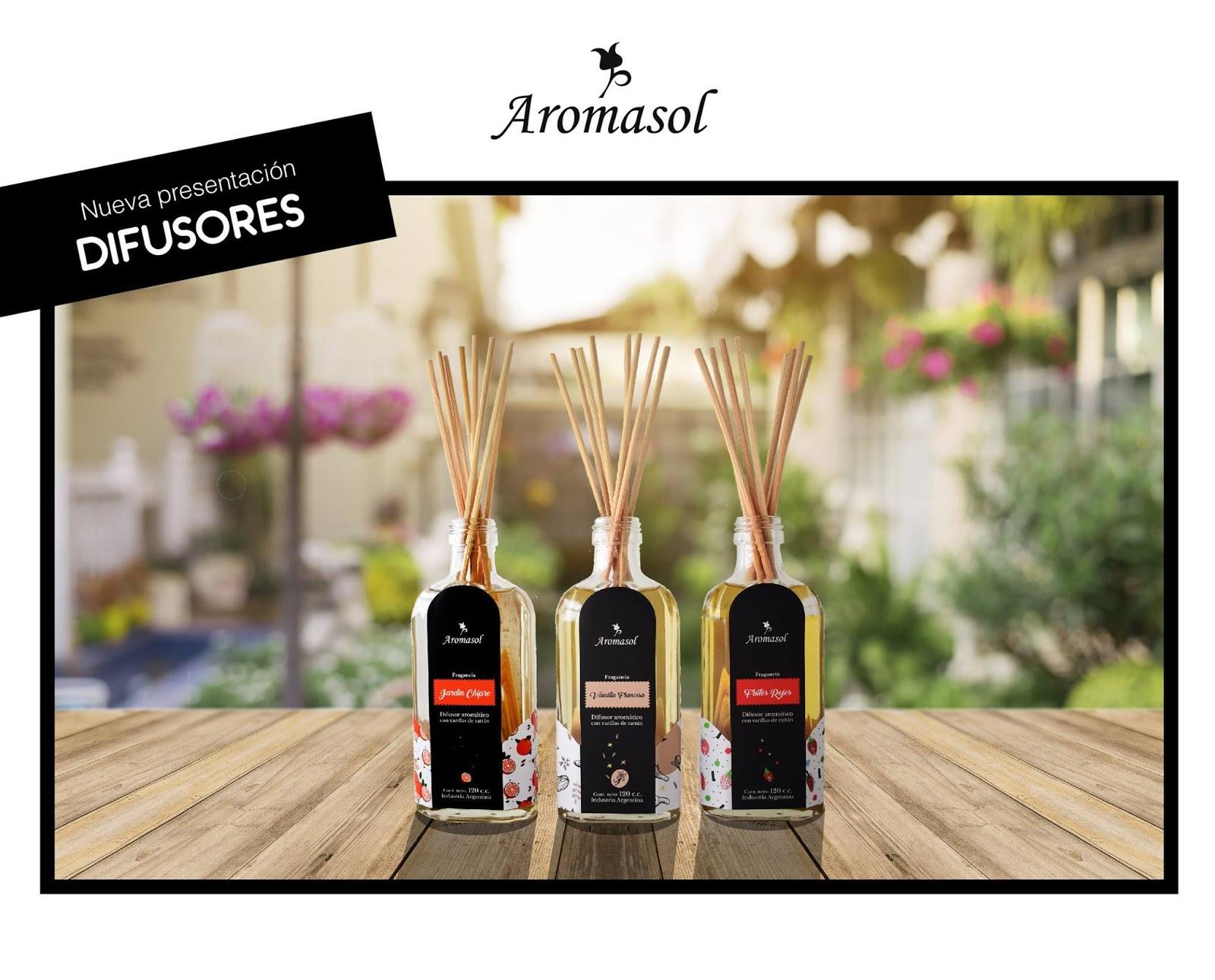 Aromasol perfumes por cat logo - Como mantener la casa limpia y perfumada ...