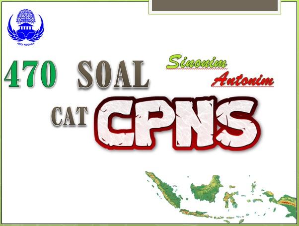 Soal Cat Cpns Gratis Pdf