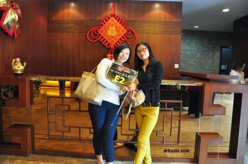 Melancong percuma ke Shanghai bersama Hai-O Marketing