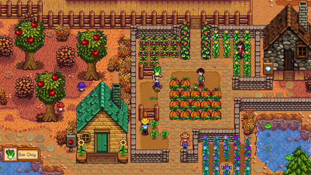 Stardew Valley creator details two new projects