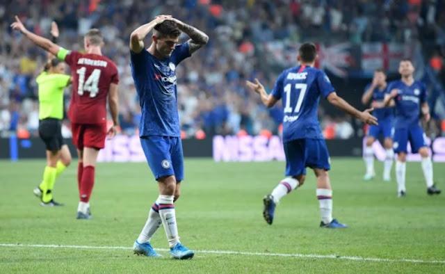 Awal Musim Yang Berat Untuk Chelsea FC