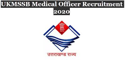 UKMSSB 763 Medical Officer Recruitment 2