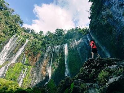 Coban Sewu Waterfall Lumajang