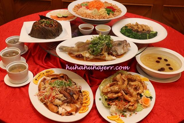 Hidangan Tahun Baru Cina 2019 Di Tung Yuen Chines Restaurant Grand Bluewave Hotel Shah Alam