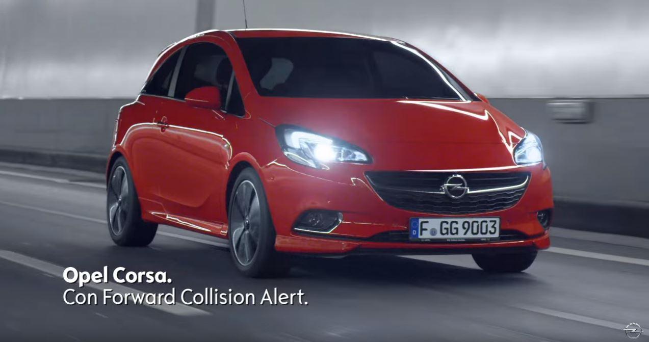 Canzone Opel Corsa Pubblicità