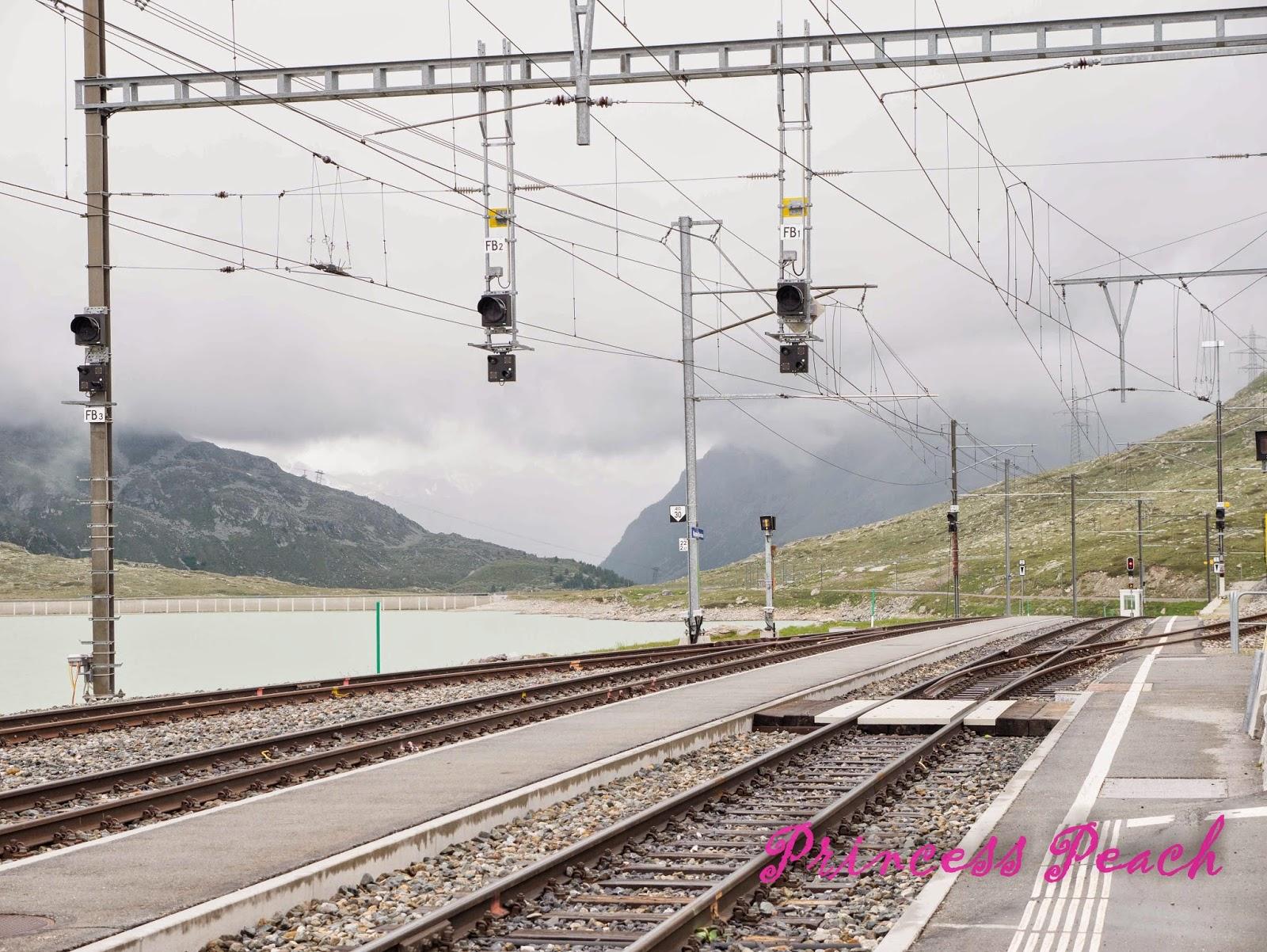 Ospizio-Bernina-火車站