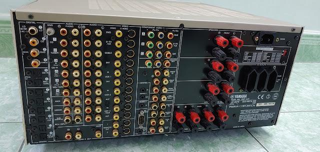 Ampli 5.1 dts - Ampli stereo - Đầu MD làm DAC - Đầu CDP - Sub woofer v.v.... - 23