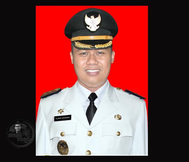 Wakil Bupati H. Ojang Sohandi, S.S.T.P., M.Si.