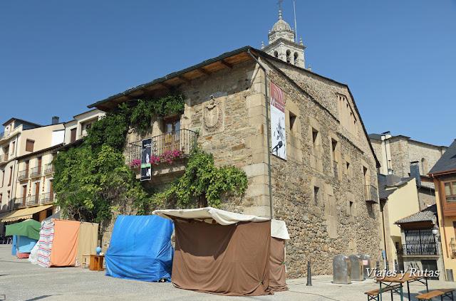 Museo de la radio Luis del Olmo, Ponferrada